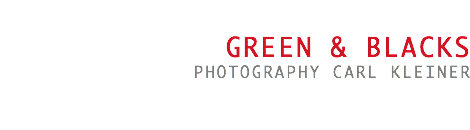 green & blacks photography CARL KLEINER